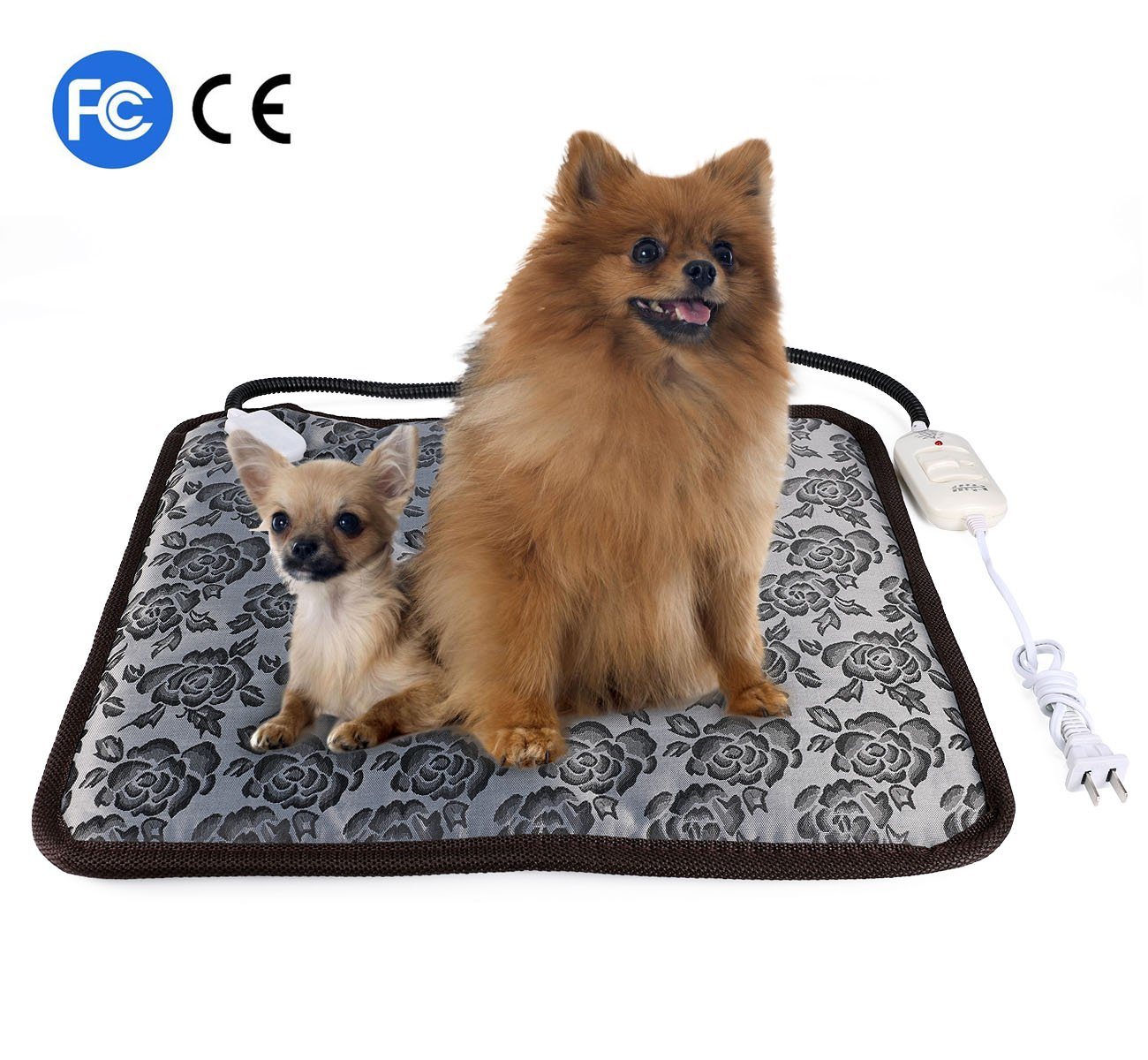 Get Quotations Pet Heating Pad Electric For Dogs Cats With Chew Resistant Cord Waterproof