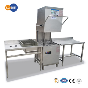 Kitchen restaurant equipment stainless steel dishwasher/Hot sale industrial dish washer for restaurant or hotel