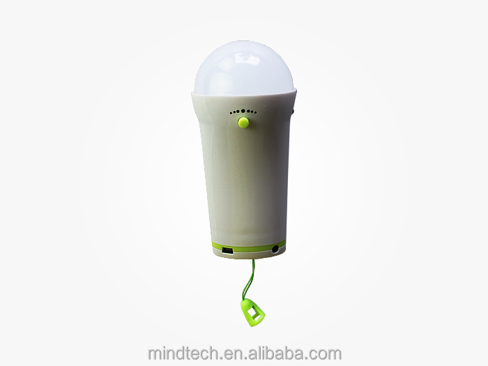 Practical and Efficient Solar Led Light With Lithium Battery And Mobile Phone Charging Kit