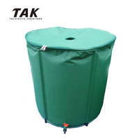 50L-1000L Garden Collapsible Rain Barrel/Water Butt /Flexible Rain Barrels