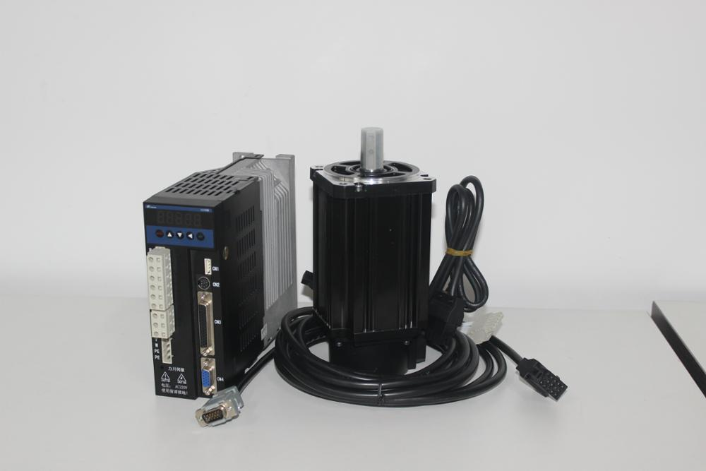 LCMT-10M02-90M04025 90mm Frame 1KW 220V Servo motor controller kit