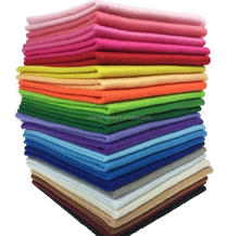 100% Environmental protection wool fabric felt/ Wool knitting non-woven fabric felt