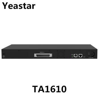 Yeastar Ta1610 Fxo Voip Gateway Analog To Ip Converter 16 Port Fxo Gateway  - Buy Voip Gateway 16 Fxo,Ta1610 Yeastar,16 Fxo Port Voip Gateway Product