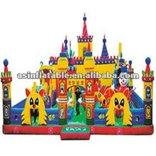 The 2012 Top Sale Newly inflatable fun city game for sale