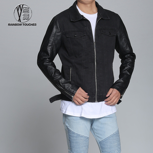 China Customized Best Quality Jeans Jacket Man