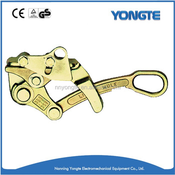 Cable Clamp/wire Rope Puller Ratchet Tightener For Pulling Wire Grip ...
