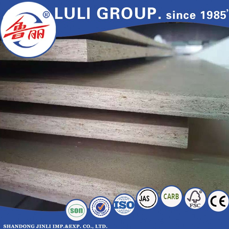 OSB usage for funiture with melamine