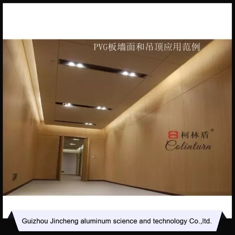 High-Strength Export interior aluminum pvg composite paneling