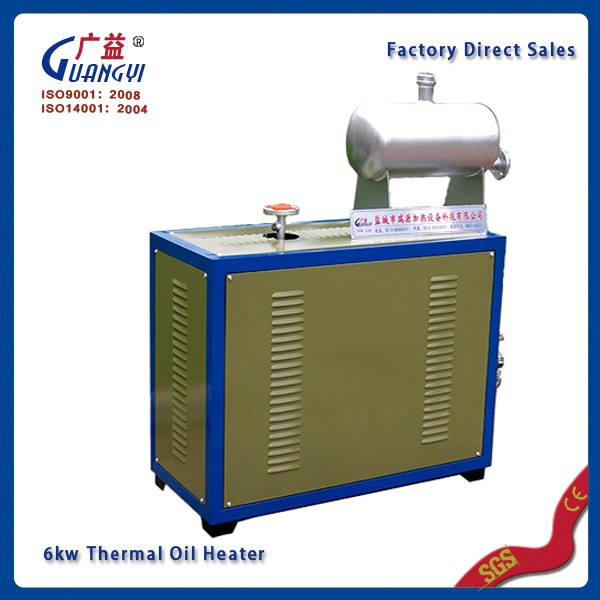 For Non Woven Fabric Profession China Supplier Thermal Oil Heater ...