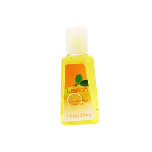 Hot promotional gift waterless 1 oz hand sanitizer