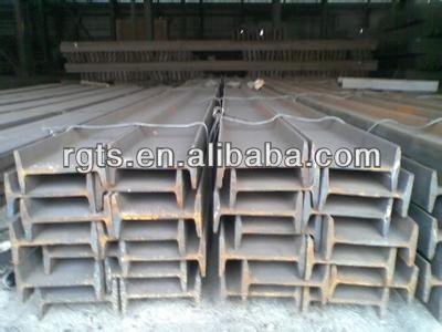 Chinese standard Hot rolled steel I beam