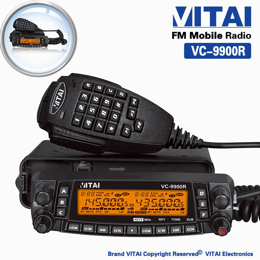 Vitai Vc-9900r Quad-band High Performance Amateur Hf/vhf/uhf Transceiver -  Buy Transceiver,Hf/vhf/uhf Transceiver,Vitai Transceiver Product on