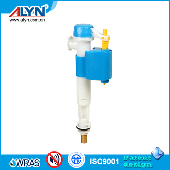 New patent design POM material toilet tank water inlet valve
