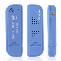 USB DVB-T TV Tuner RTL2832+R820T Chip dvb-t+fm+dab TV Receiver Stick For Europe and America