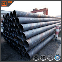 Mild carbon spiral welded steel pipe,epoxy coal tar anti-corrosion spiral steel pipe,s235 spiral steel tube