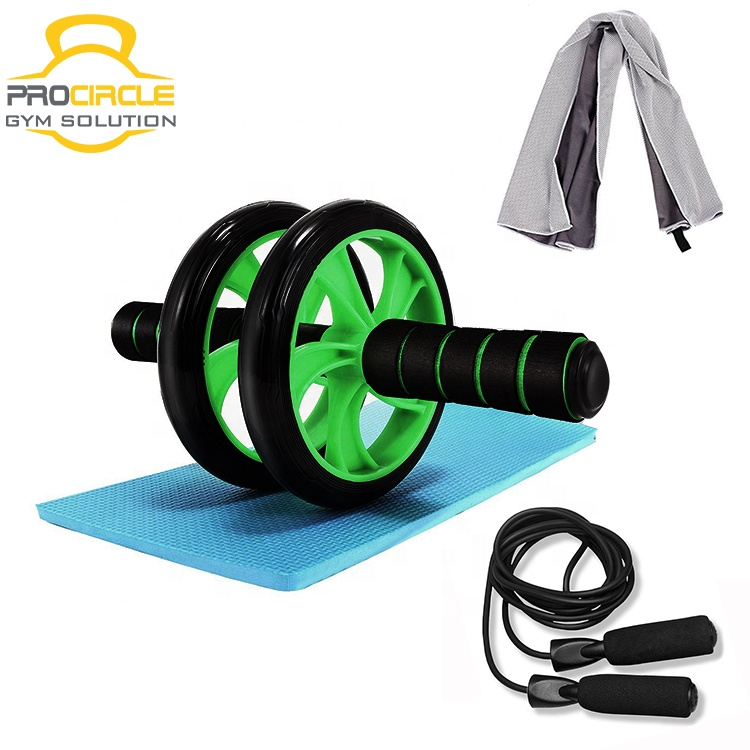 Professional Abdominal Fitness Equipment Ab Wheel Roller for Home Gym