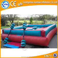 Outdoor inflatable jousting arena,inflatable jousting sticks/inflatable joust for sale