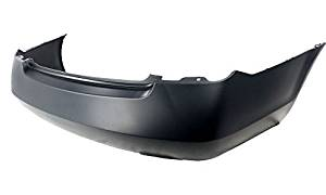 New Evan-Fischer EVA17872030953 Rear BUMPER COVER Primed Direct Fit OE REPLACEMENT for 2002-2006 Nissan Altima *Replaces Partslink NI1100225 by Evan-Fischer Auto Parts