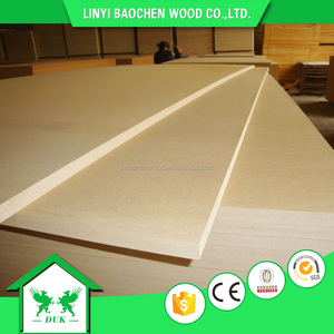 Plain Mdf Board For Furniture, High Quality Mdf Board China Prices
