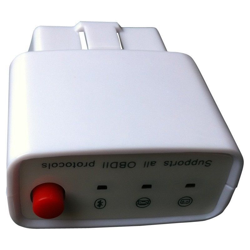 the new diagnostic tool elm327Bluetooth code reader car detector (Free Shipping) car-detector