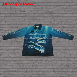 create your own pro uv fishing jerseys