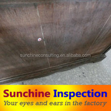 Pre-shipment quality Inspection for Furniture/Wood Bed/Sofa/Chairs/Table/Desk in China