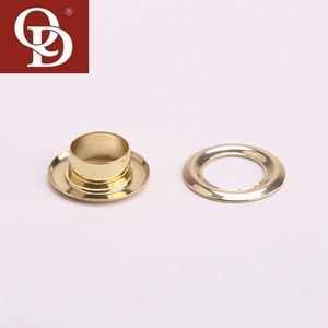 Factory price high quality brass canvas eyelet for clothing