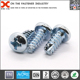 Low MOQ machine parts self tapping screw