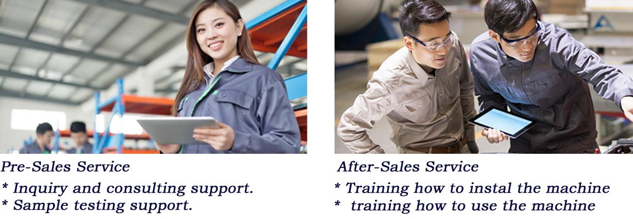 loader sales service