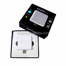 Usb android externe nfc kaartlezer/<span class=keywords><strong>skimmer</strong></span>