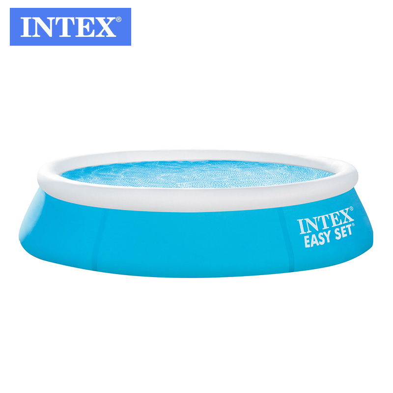Intex 6ft X 20in Easy Set Above Ground Pool Swimming Pool Swim Set - Buy  Intex Swimming Pools,Above Ground Swimming Pools,Pvc Swimming Pool Product  on ...