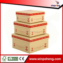 Cheap But Good Quality Custom Handmade Hot Dog Paper Box For Sale