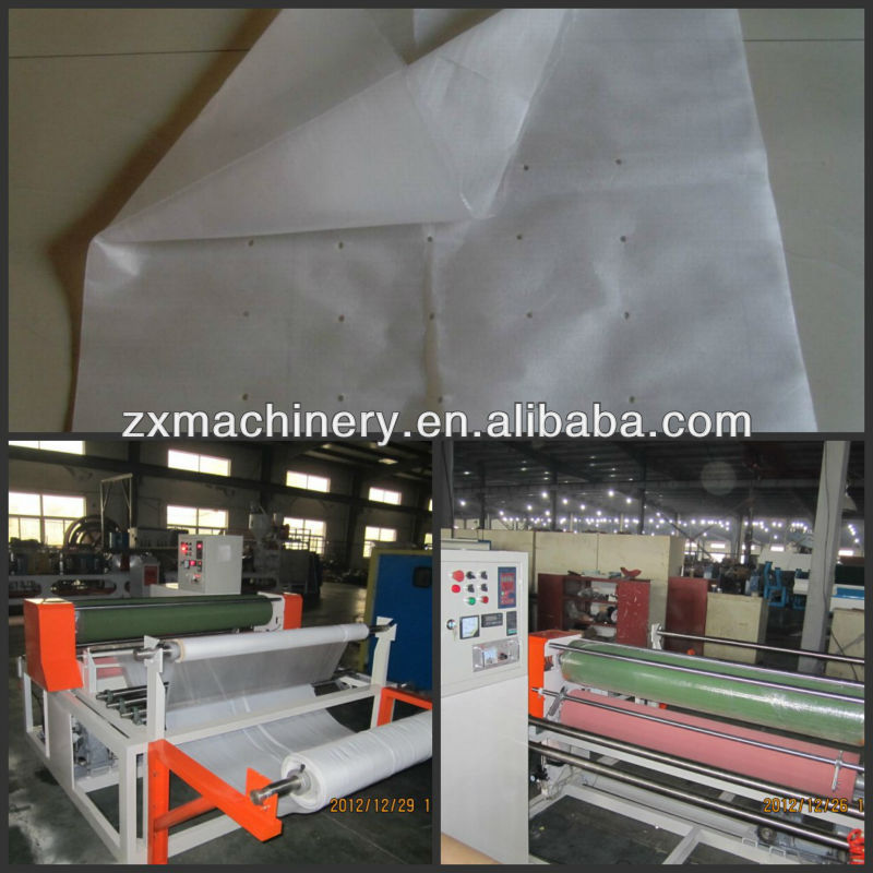 EPE foam stretch film production line