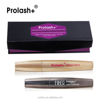 Effectively extend and thickened eye lashes Prolash+ Mascara & Fiber Lash Extender 3d fiber mascara fiber lash mascara set
