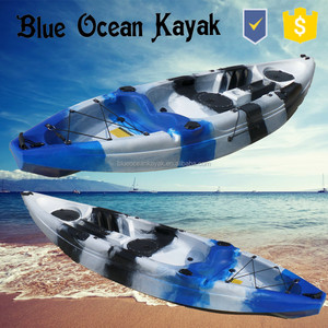 Blue Ocean 2015 hot sale new design canadian canoe/ocean canadian canoe/fishing canadian canoe