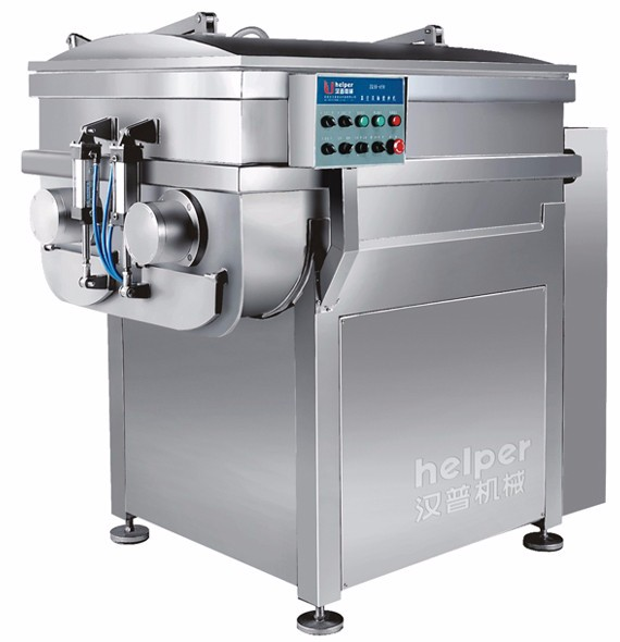 Vacuum Minced Meat Mixer Machine For Sale