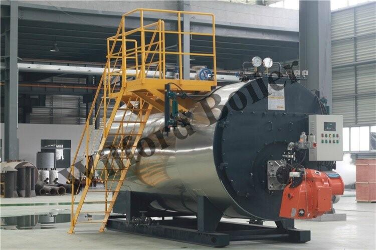 zhengzhou boiler co ltdgas fired wns steam boiler gas or oil wns steam boiler gas