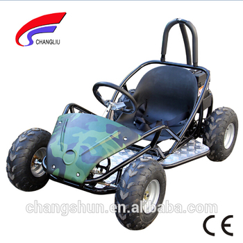 2017 New Shaft Driving 48v Electric Go Kart For 1000w Used 8 16