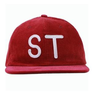 1cd8913191e44 high fashion flat bill corduroy blank starter customize sticker snapback  hats logo wholesale