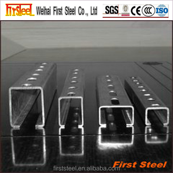 made in china construction profile u shaped steel channels