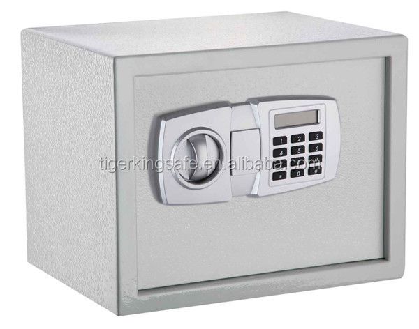steel digital safe with electronic lock