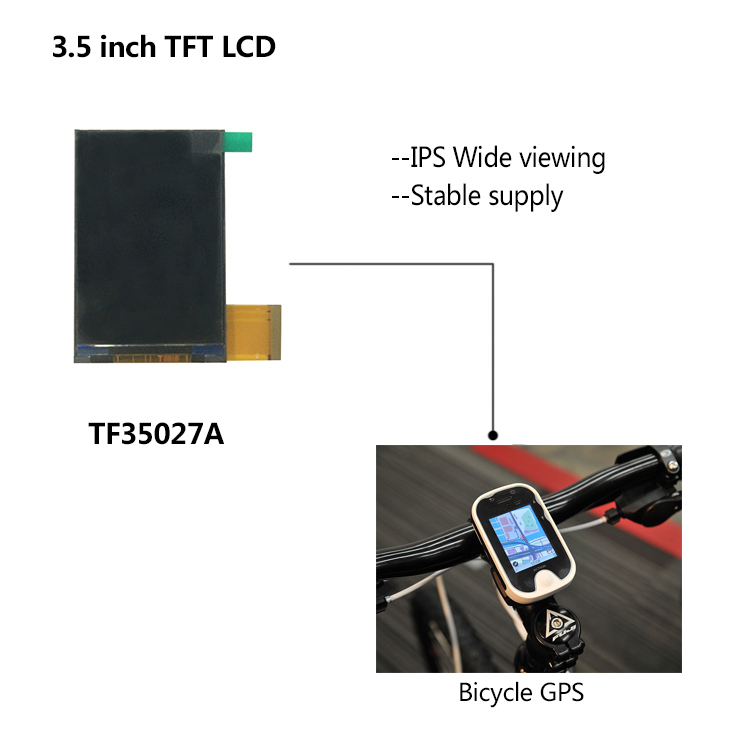 [HOT]Alibaba Supplier 3.5 inch Tft Screen IPS Lcd 320*480 gps module lcd panel for IP Phone