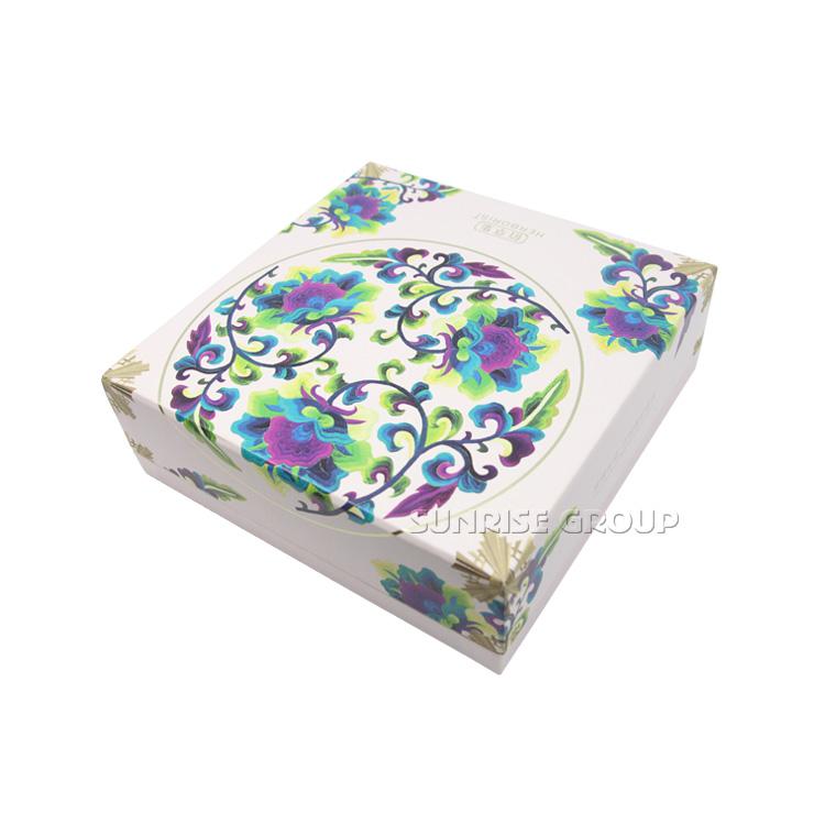 Wholesale Custom Art Paper Cosmetic Packaging Box