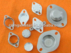 Custom Fabrication Service Metal Electrical Parts Stampings