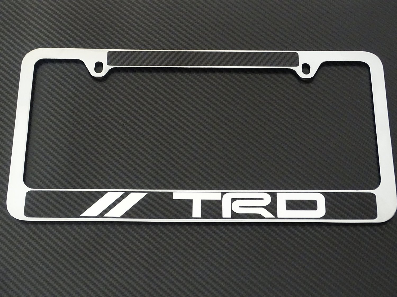 Cheap Toyota Chrome License Plate Frame, find Toyota Chrome License ...