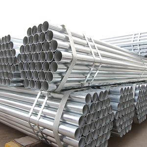 Tensile Strength Schedule 40 GI Galvanized Conduit Round Steel Pipe