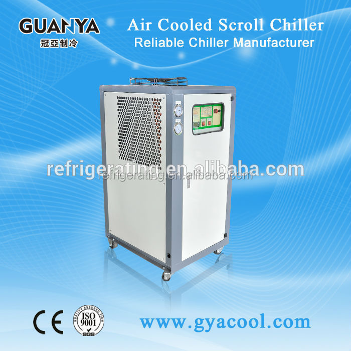 CE cheap cost family pool air cooled scroll chiller
