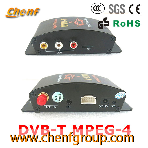 2014 Hot Sale MPEG-4 DVB-T Converter/Tuner/Decoder/Receiver/STB