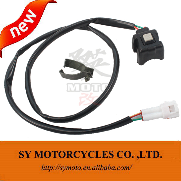 Electrical motor start startup pitbike start switch Electric starting switch