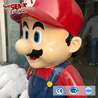 Outdoor amusement park decoration 3D cartoon character